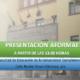 Presentación de Aformae en Madrid