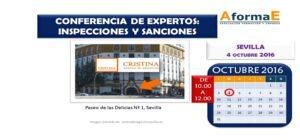 Conferencia Sevilla de Aformae