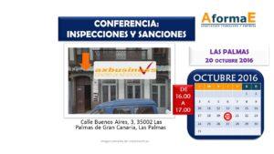 Conferencia las Palmas AformaE