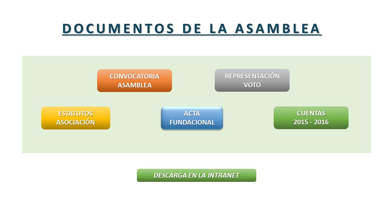 Documentos de la Asamblea General