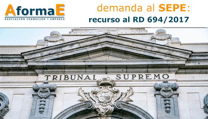 AFORMAE_demanda_SEPE_2019