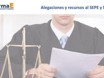 AformaE_alegaciones_recursos_SEPE_ITSS